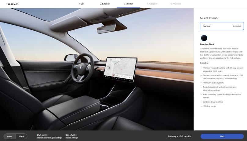 Model3_AWD_interior