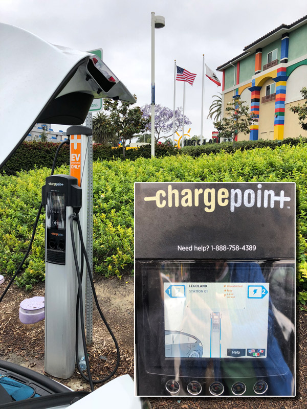 ChargePoint_Legoland