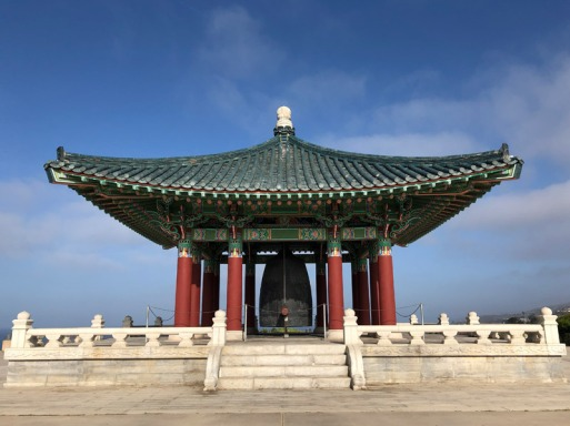 Korean Bell of Friendship, San Pedro