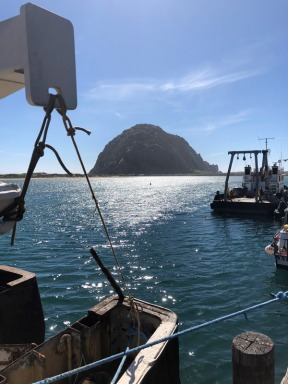Morro Rock - the Gibraltar of the Pacific