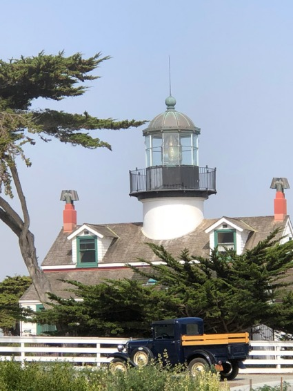 Point Pino lighthouse