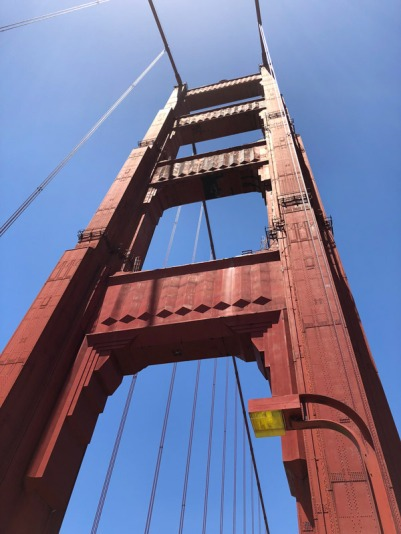 One of the many angles on Golden Gate
