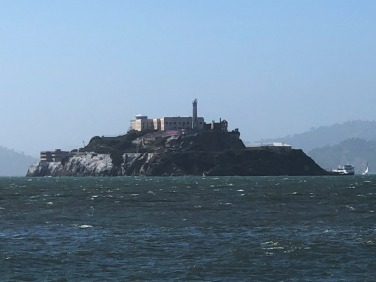 Alcatraz from a far