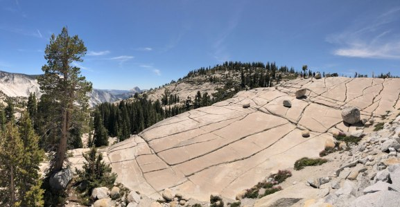 Yosemite, Olmsted Point