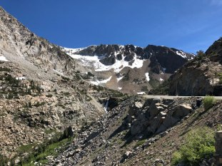 Yosemite, Tioga Pass Road