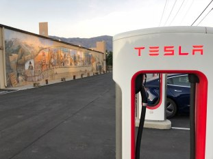 Lone Pine supercharger.
