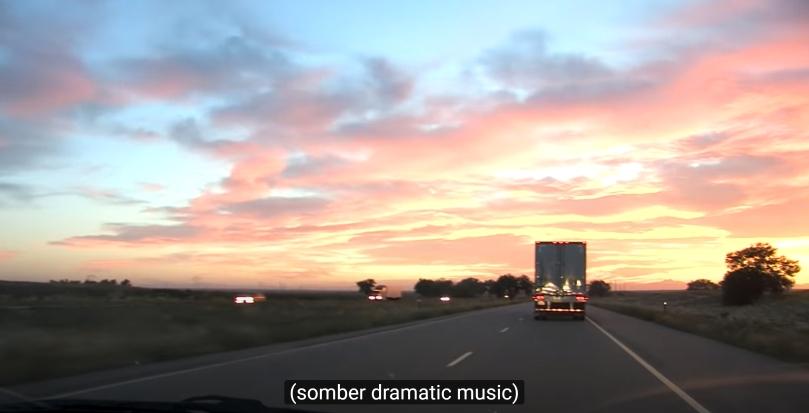 somber dramatic music